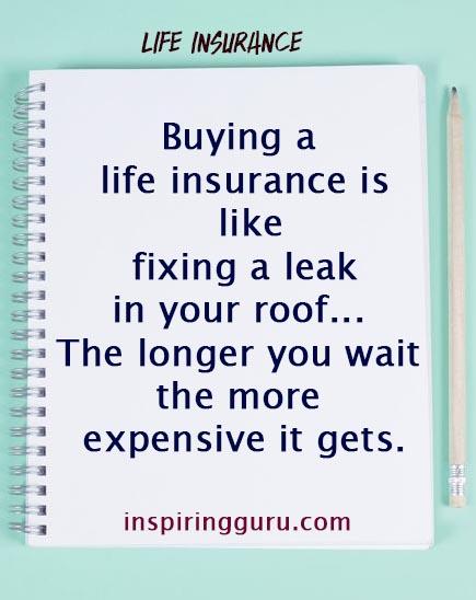 Life Insurance status