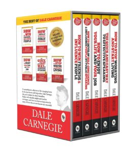 The Best of Dale Carnegie (Set of 5 Books) Paperback