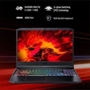 Acer Nitro 5 Intel Core i5-10th Gen 15.6-inch Display