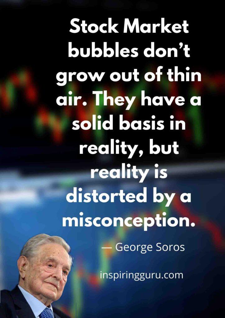 George Soros share market tips